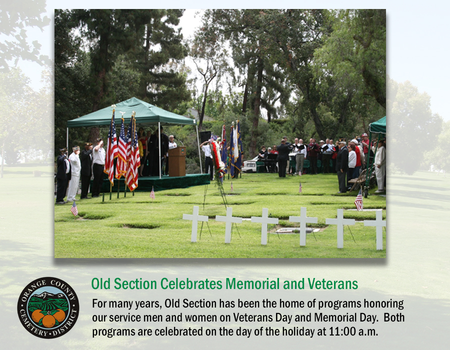 Old Section celebrates Memorial Day
