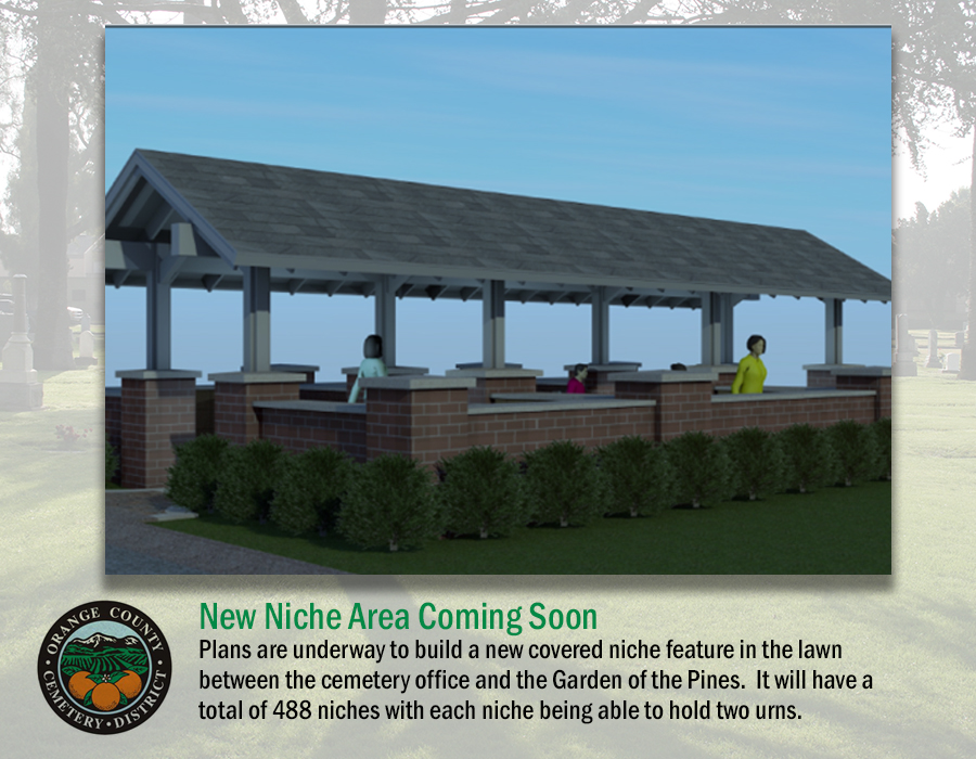 New Niche Area Coming Soon